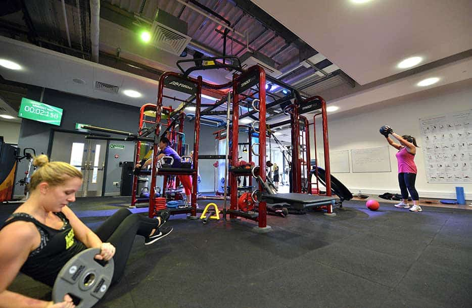 Northgate Arena Is Getting A Brand New Gym This Christmas