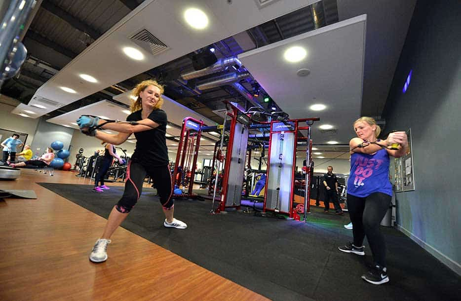 Your new gyms – #NorthwichMC & #EPSportsVillage