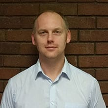Mark Swaffield - Centre manager