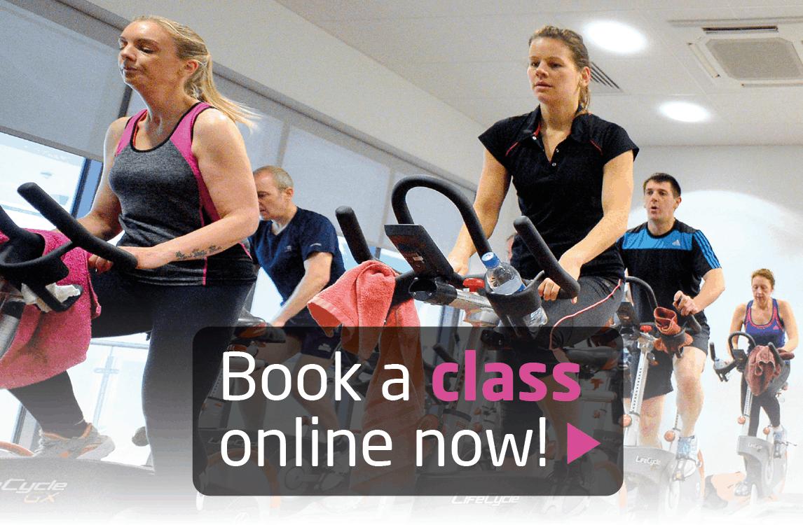 Book a Class Online Now