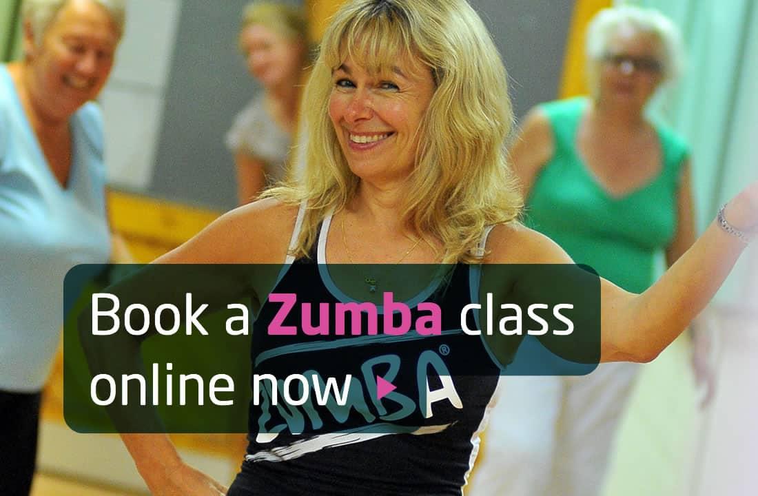 Book a Zumba Class Online Now