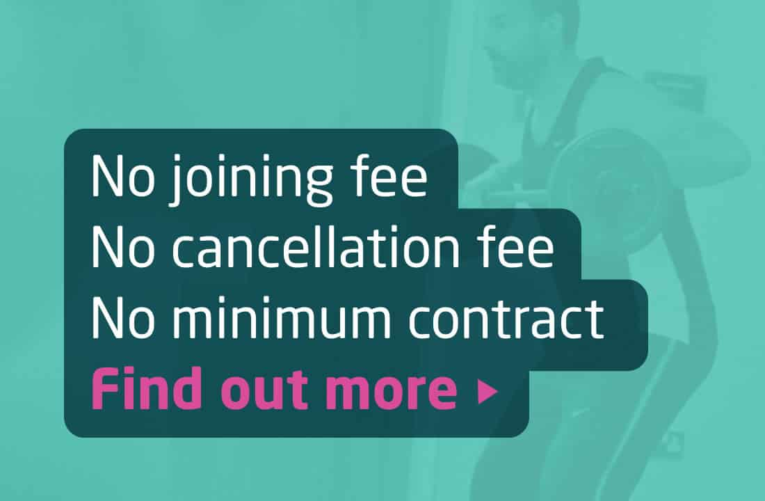 No Joining Fee / No Cancellation Fee / No Minimum Contract