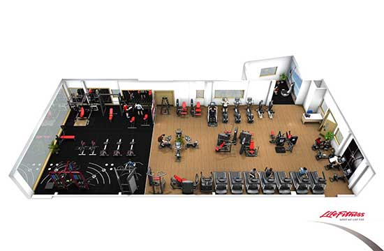 Brand new gym equipment coming to Winsford Lifestyle Centre!