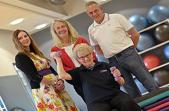 Seniors go free in bid to boost county's health