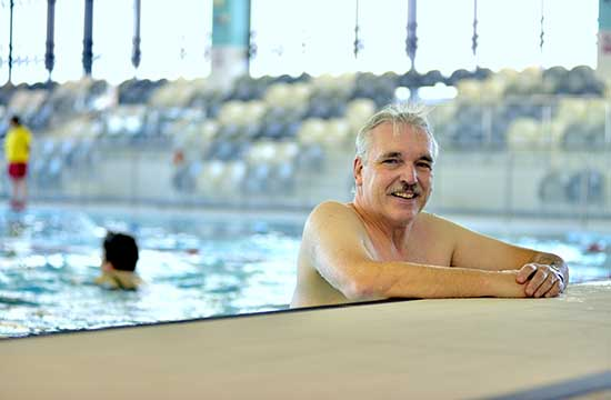 The many health benefits of swimming!