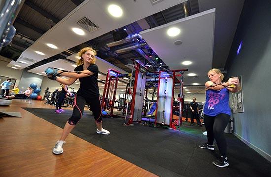 Your new gyms – #NorthwichMC & #EPSportsVillage