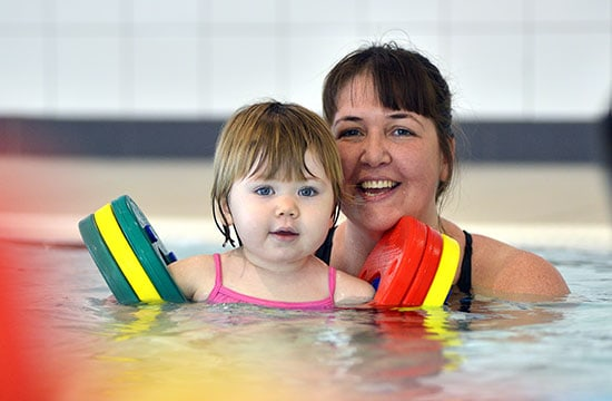 Swimming Brio Leisure