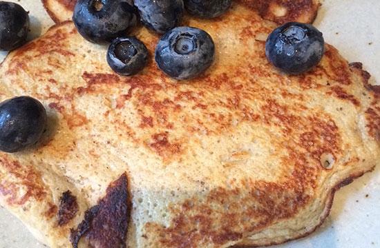 Enjoy a guilt free Pancake Day!