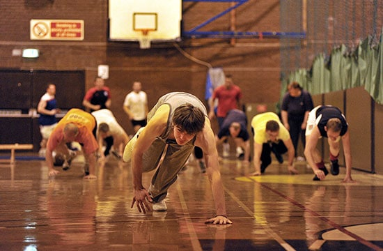 Free Circuits Classes at Christleton Sports Centre!