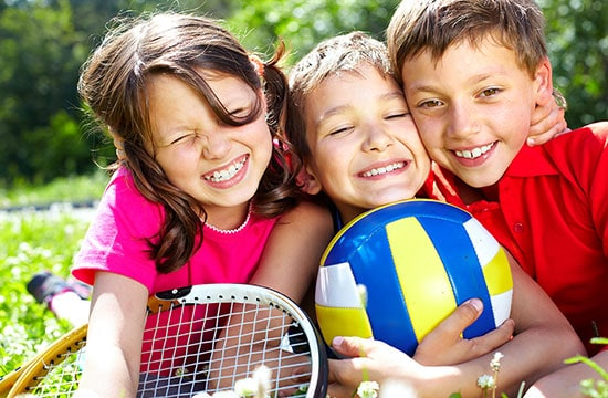 Get your little ones active at Brio!