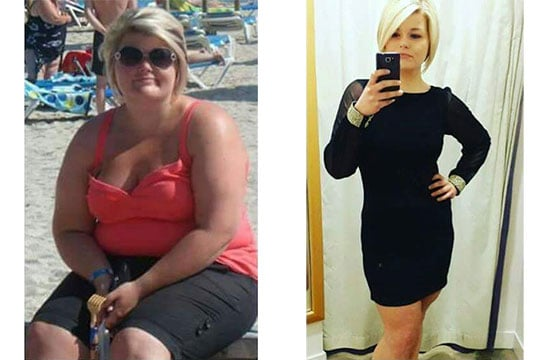 Customer of the Month – Leanne!