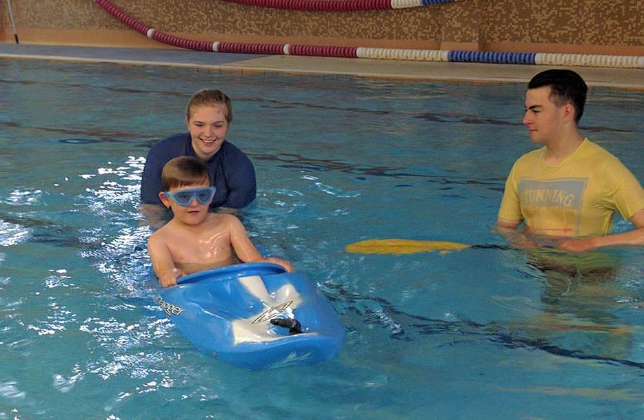 Canoeing at Northgate Arena!
