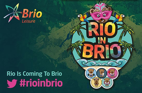 We're bringing Rio to Brio this Summer!