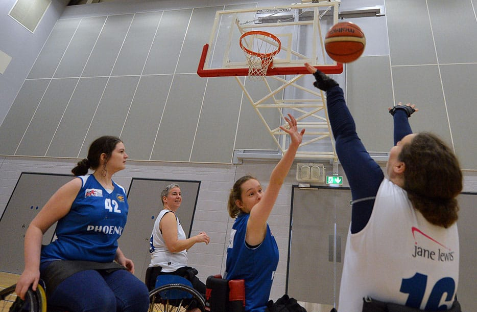 Everything you didn't know about Wheelchair Basketball!
