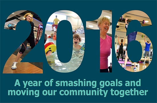 2016: Smashing goals together!