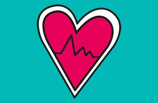The key to a healthy, happy heart!