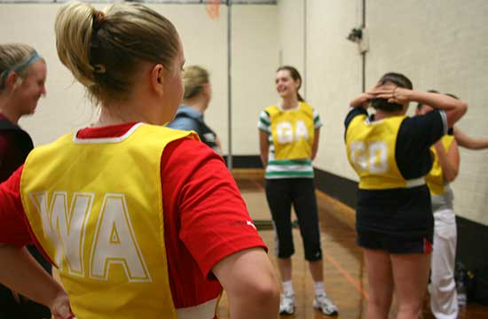 Workplace Netball is coming to Ellesmere Port!