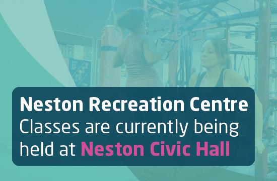 Neston Rec Centre Refurbishment Changes