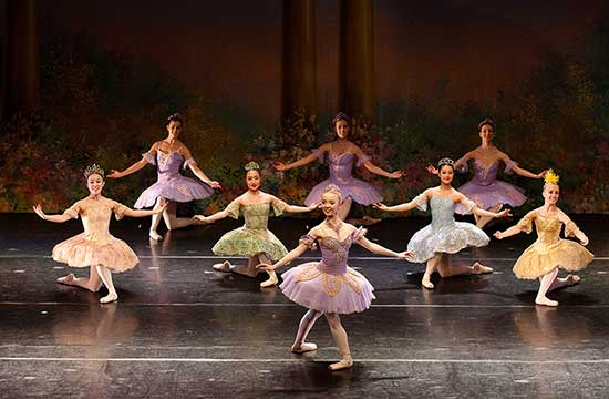 Be enchanted this October by the Vienna Festival Ballet!