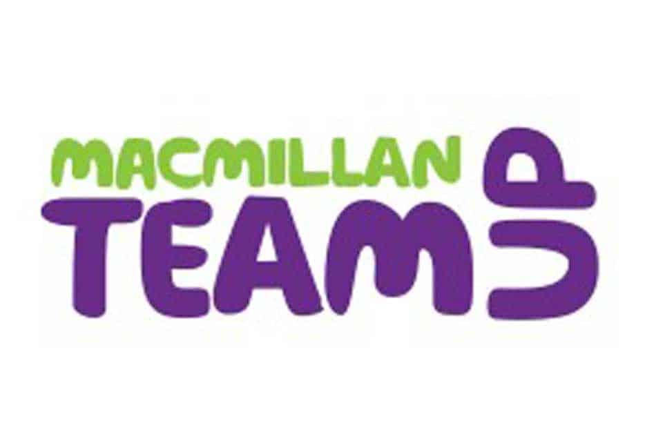 Team Up to support people affected by cancer
