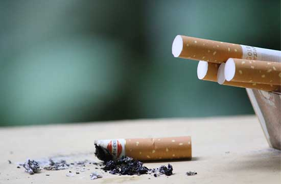 Can food help reduce your cigarette cravings?
