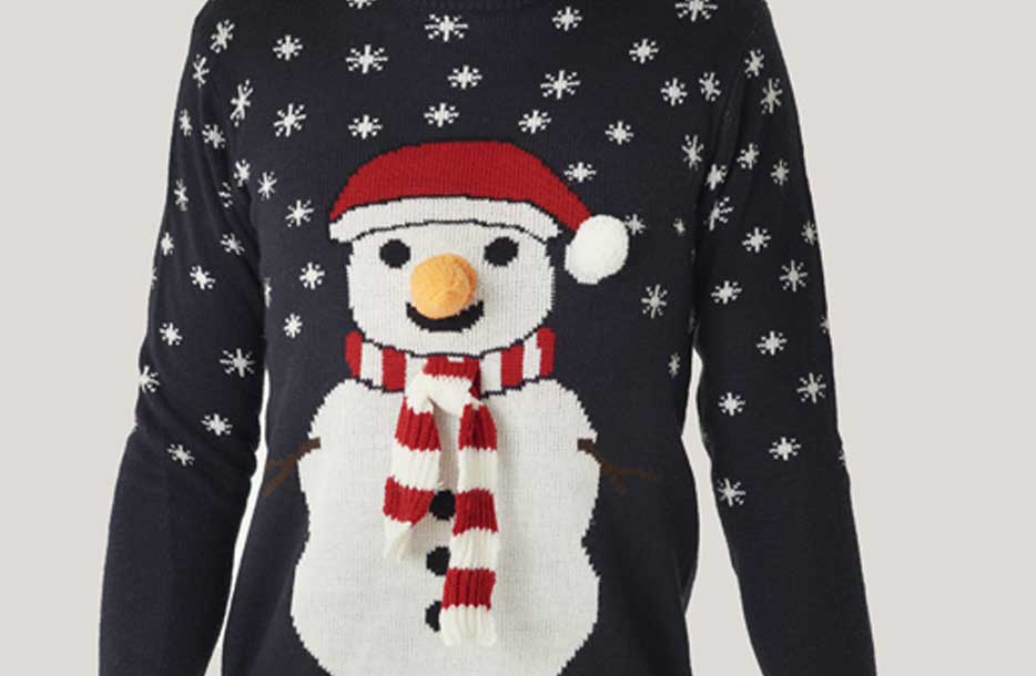 Rock the Christmas Jumper look this year!