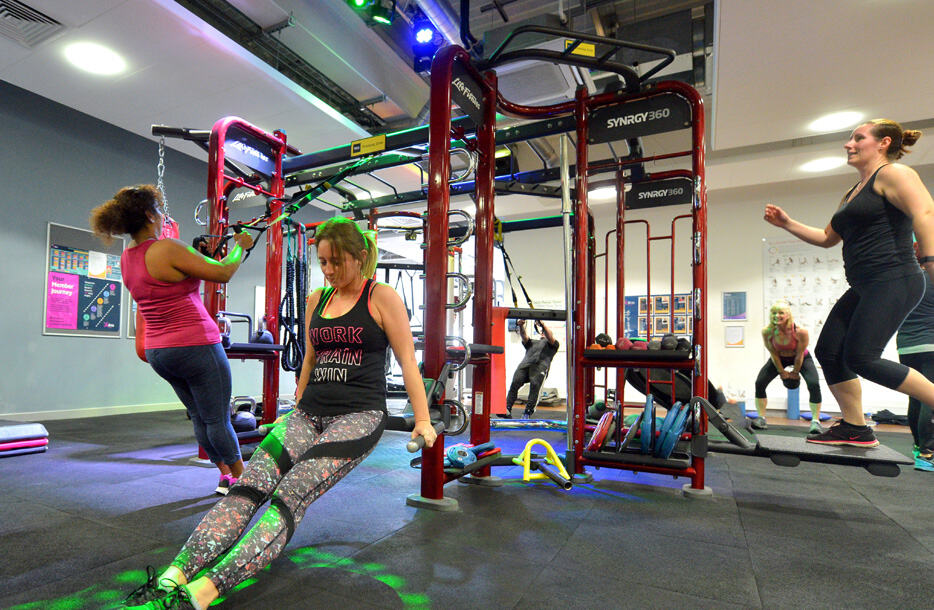 4 Classes for Fitness Newbies!