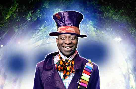 Getting to Know Dave Benson Phillips!