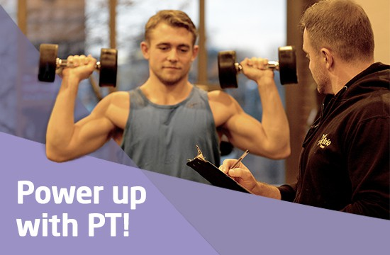 Power up with PT