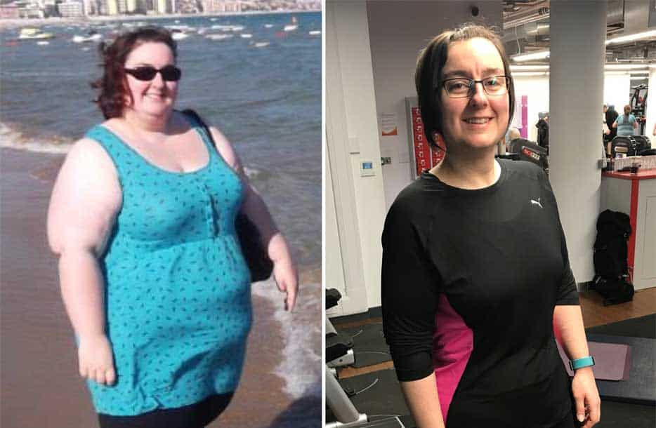 #MyBrio – Samantha's journey to lose 50% of her bodyweight!