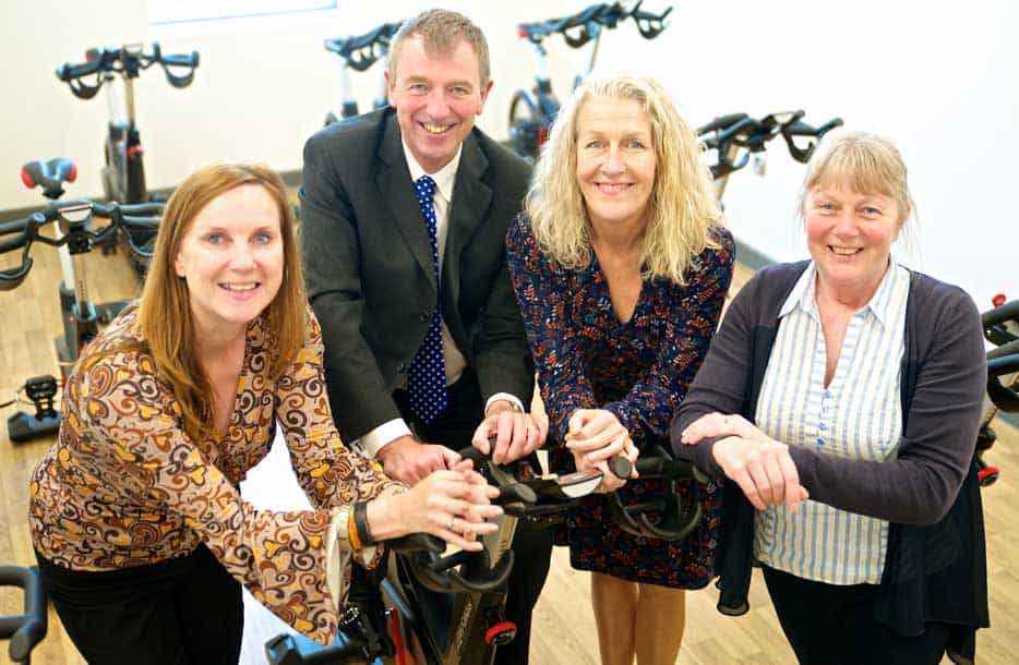 Brio Leisure recognised as a leader in community leisure!