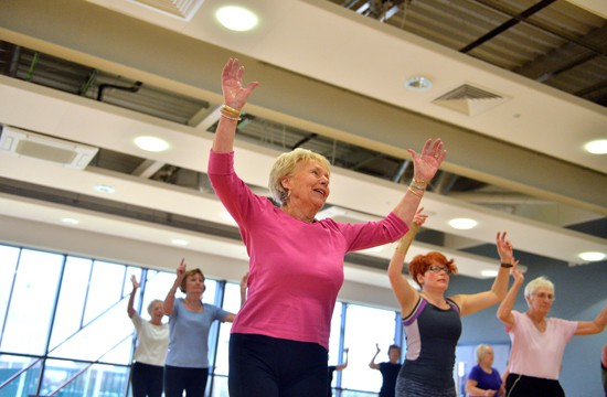 Get fit now and make the most of your retirement!