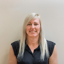 Louise Sharps - Centre manager