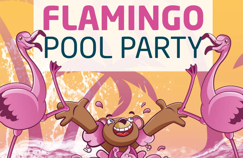Get ready for Brio's first ever Flamingo Party!