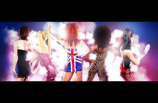 Wannabe – The Spice Girls Show is BACK!