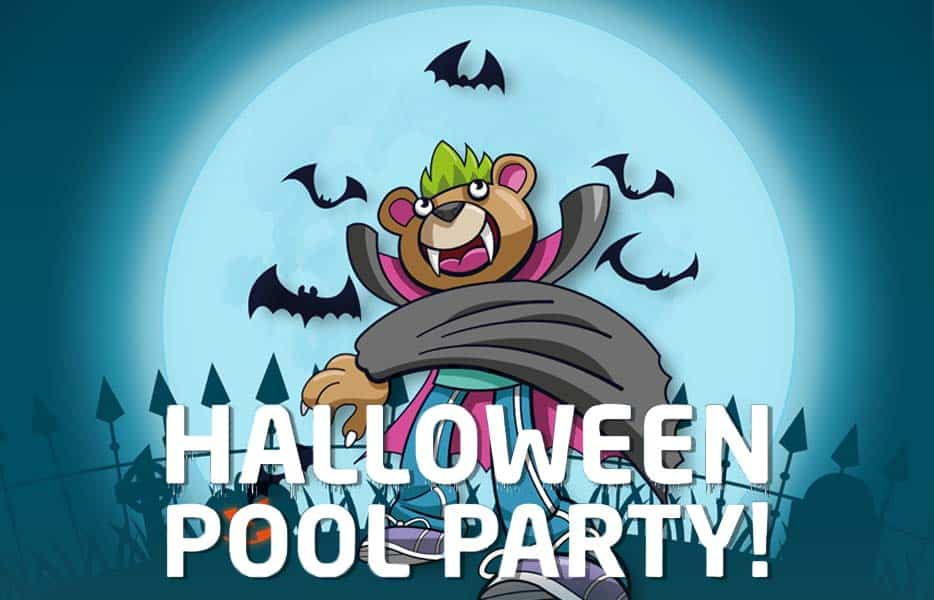 Spookiest Halloween pool parties, a perfect treat for you!