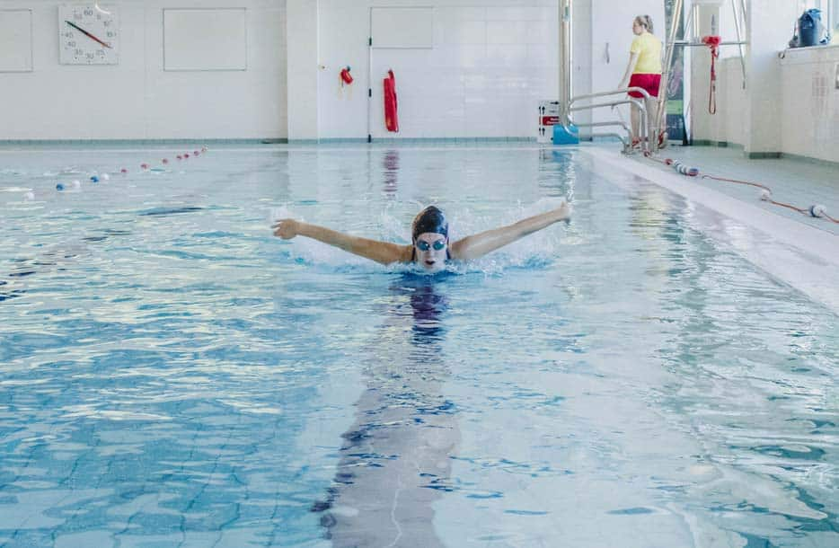 Our Masters Swim Class is Perfect for You!