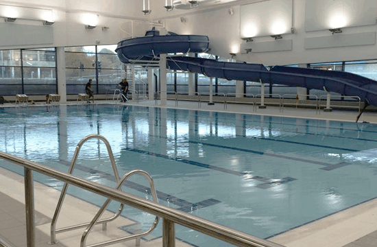 Disability Swim