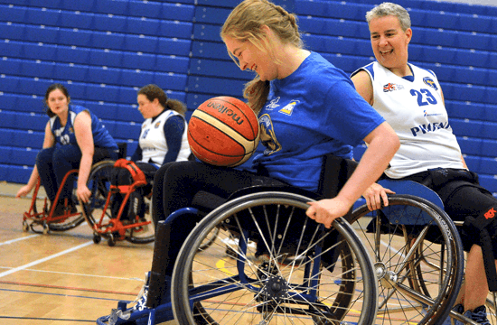 Disability Multi-Sports