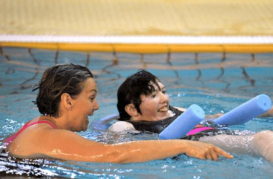 Splash Disability Swim Session