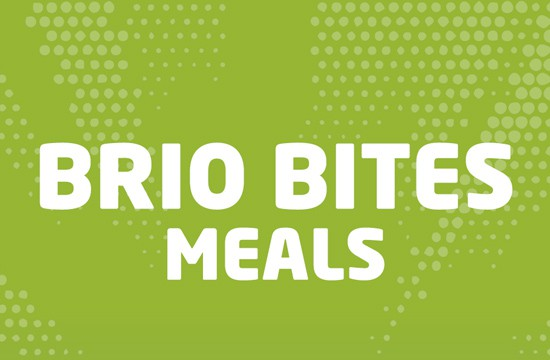 Our March favourite Brio Bites meals!