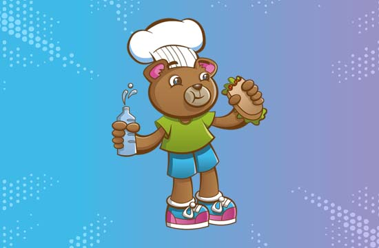 Help your little ones become chefs!