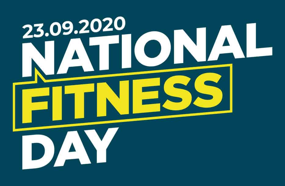 National Fitness Day 2020!