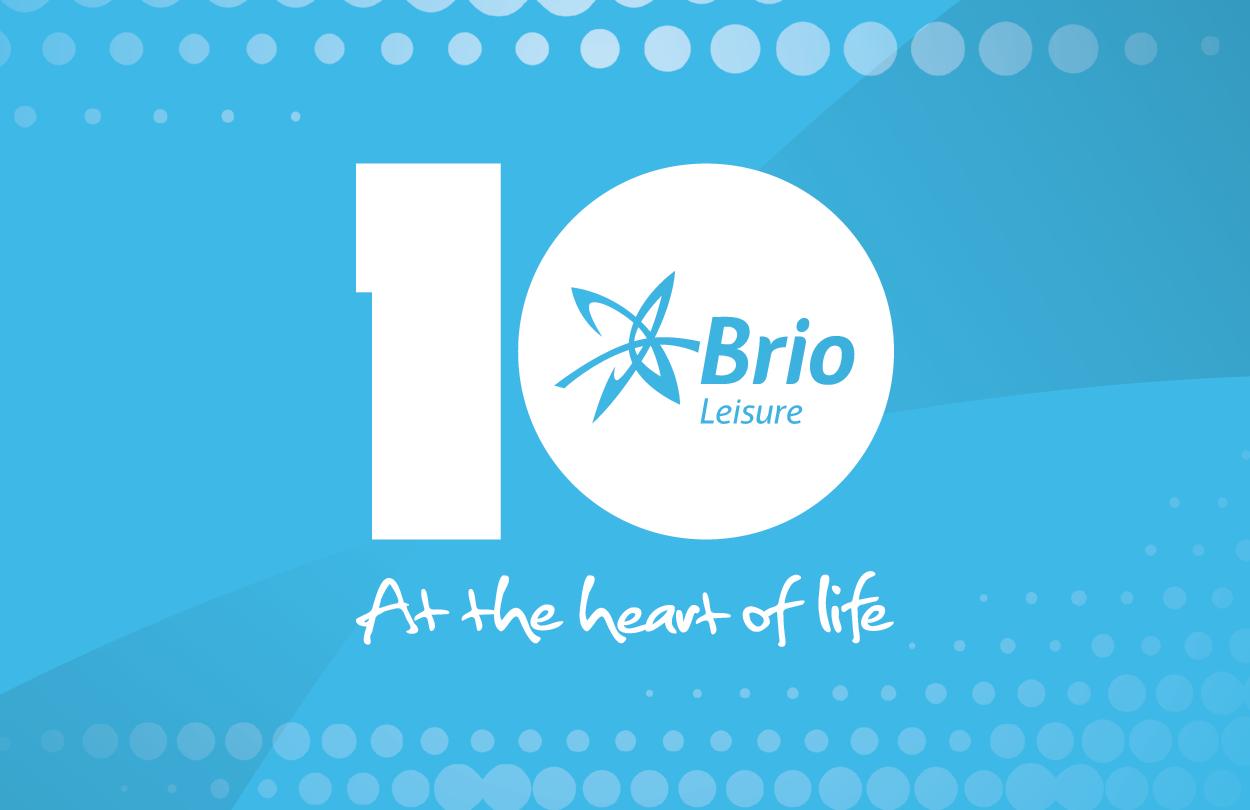 Happy 10th birthday Brio!