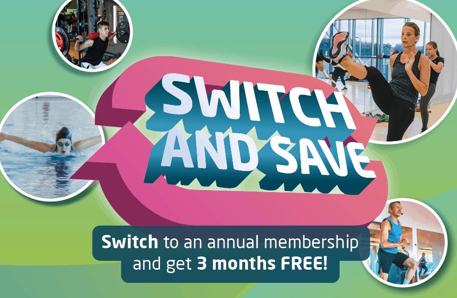 Switch & Save!